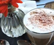 Cappuccino at Bardia's