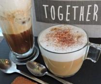 Coffee Time at Bardia's, Stratford upon Avon