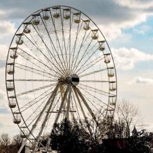 Stratford's New Wheel