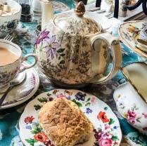 Tea Time at Orange Mabel