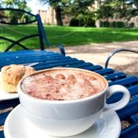 NT Tea & Scone at Charlecote Park